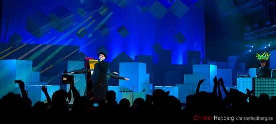 Pet Shop Boys Eriksbergshallen