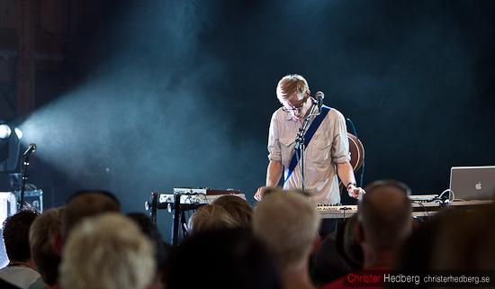 James Yuill / Arvikafestivalen
