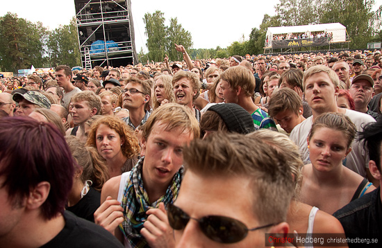 Bob Hund / Arvikafestivalen