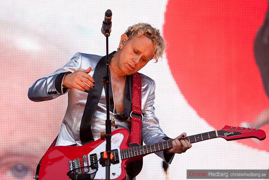 Depeche Mode / Arvikafestivalen