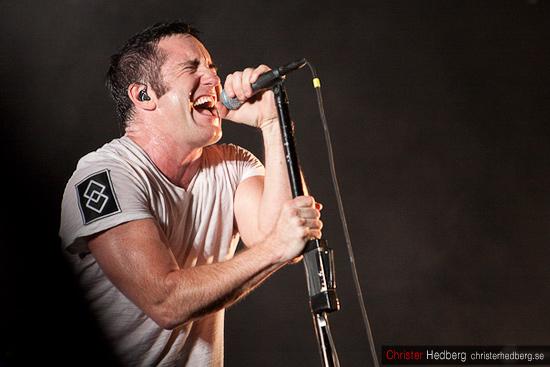 Nine Inch Nails Arvikafestivalen