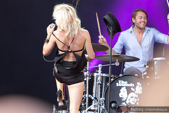The Sounds / Arvikafestivalen