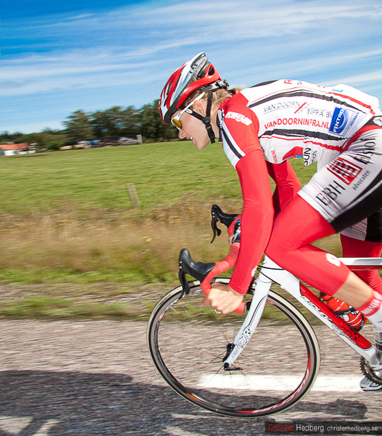 Emma Johansson / Red Sun Cycling / Christer Hedberg