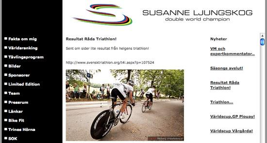 Susanne Ljungskog