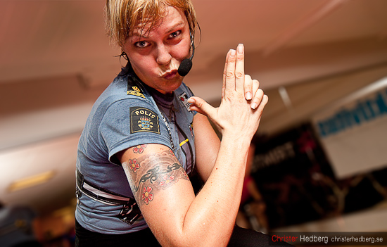 Johanna |Foto: Christer Hedberg