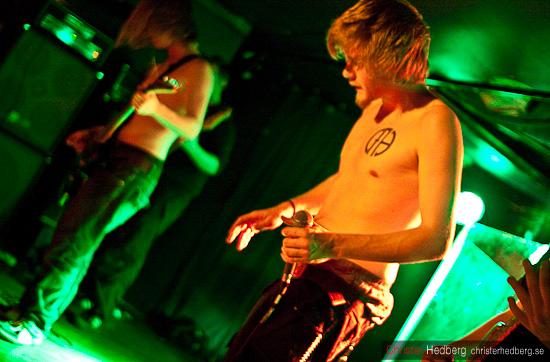 Psychobrew på Club Centurion   Foto: Christer Hedberg