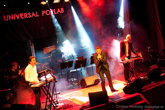 Universal Poplab |Foto: Christer Hedberg