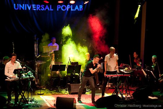 Universal Poplab | Foto: Christer Hedberg