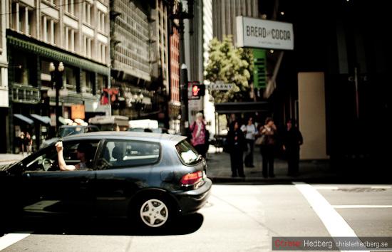 Kearny Street, San Francisco, Christer Hedberg | christerhedberg.se