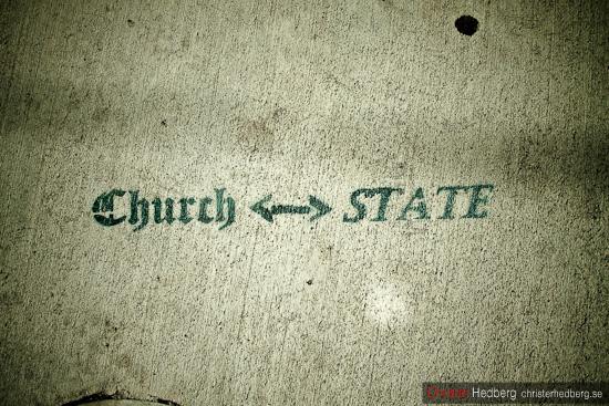 """Church <-> State"", Christer Hedberg | christerhedberg.se"