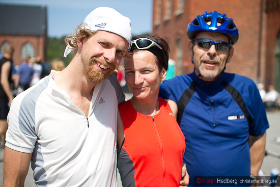 Robert, Anne Mari och Stefan. Foto: Christer Hedberg | christerhedberg.se