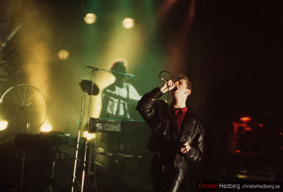 Depeche Mode @ Olympen, Lund. Foto: Christer Hedberg | christerhedberg.se