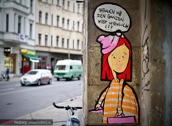 Poor Hannah @ Neue Schönhauser Straße, Berlin. Foto: Christer Hedberg | christerhedberg.se