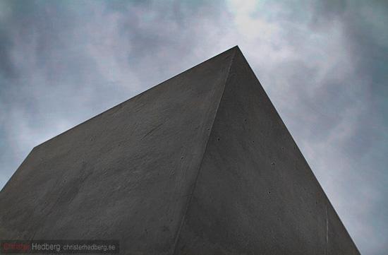 Holocaust-Mahnmal, Berlin. Foto: Christer Hedberg | christerhedberg.se