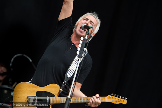 Paul Weller @ Way Out West 2010. Foto: Christer Hedberg |  christerhedberg.se
