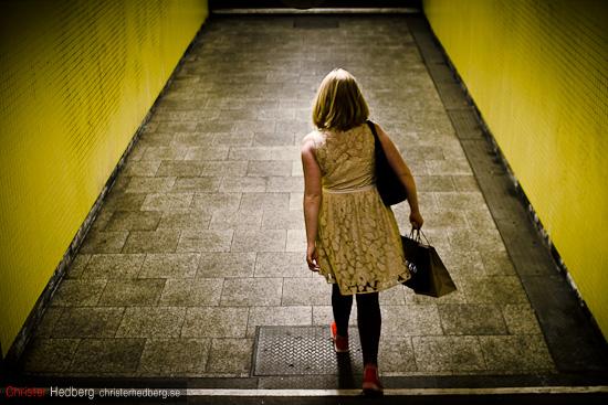 NÃ¥nstans nere under jorden. Foto: Christer Hedberg | christerhedberg.se