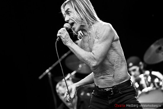 Iggy & The Stooges @ Way Out West 2010. Foto: Christer Hedberg | christerhedberg.se