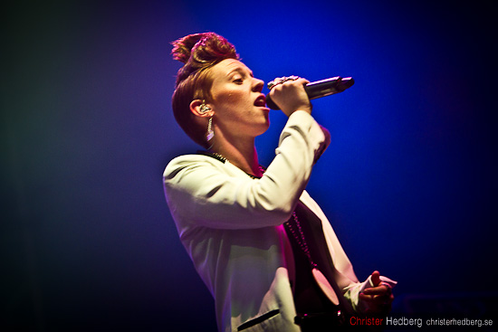 La Roux @ Way Out West 2010. Foto: Christer Hedberg | christerhedberg.se