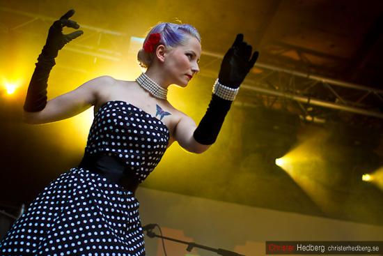 Welle: Erdball @ Emmabodafestivalen. Foto: Christer Hedberg |  christerhedberg.se