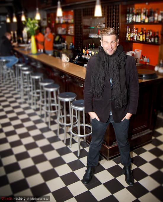 Markus Gisslén. Foto: Christer Hedberg | christerhedberg.se