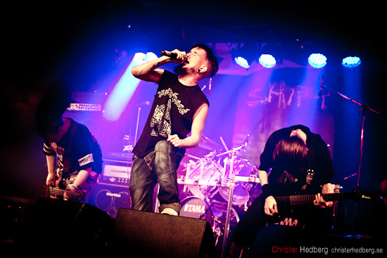 Shift @ Venomous Winterblast/Musikens Hus