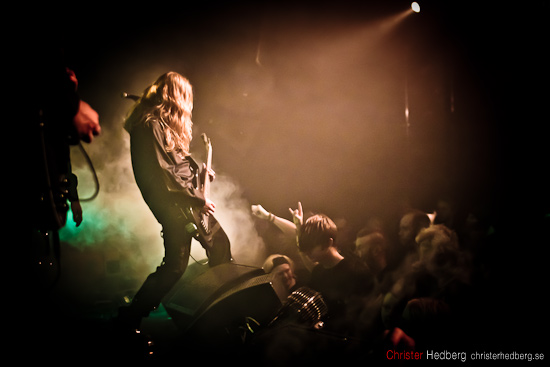Arise på Venomous Winterblast/Musikens Hus