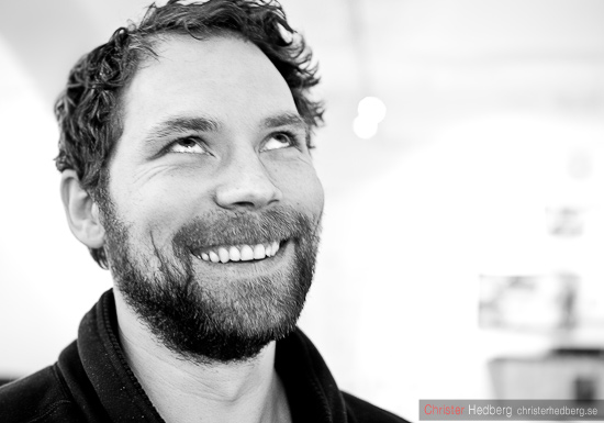Mathias Luoto. Foto: Christer Hedberg | christerhedberg.se