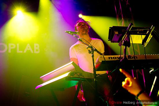 Universal Poplab @ Sticky Fingers. Foto: Christer Hedberg | christerhedberg.se