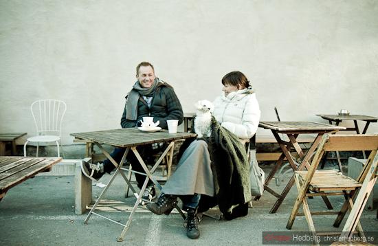 Ett bord för tre. Foto: Christer Hedberg | christerhedberg.se