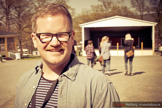 Marcus @ Popadelica. Foto: Christer Hedberg | christerhedberg.se