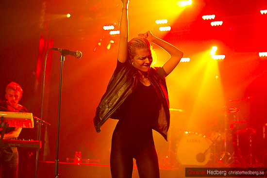 Tove Styrke @ Popadelica. Foto: Christer Hedberg | christerhedberg.se