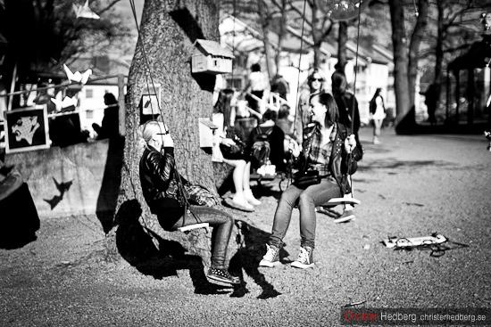 Folk @ Popadelica. Foto: Christer Hedberg | christerhedberg.se