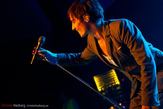 Daniel Adams-Ray @ Popadelica. Foto: Christer Hedberg | christerhedberg.se