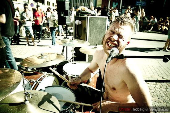 Grand Selmer @ Andra LÃ¥ngdagen 2011. Foto: Christer Hedberg | christerhedberg.se