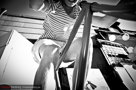 Roller Race @ Andra LÃ¥ngdagen. Foto: Christer Hedberg | christerhedberg.se