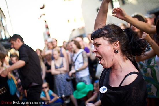 Slynkören @ Andra Långdagen 2011. Foto: Christer Hedberg | christerhedberg.se