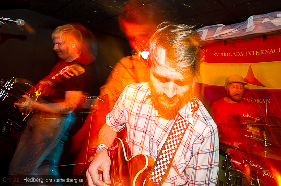 Tyred Eyes @ Henriksberg. Foto: Christer Hedberg | christerhedberg.se