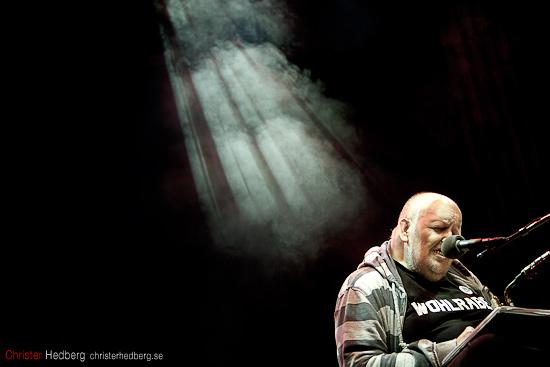 Freddie Wadling @ Liseberg. Foto: Christer Hedberg | christerhedberg.se