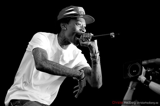 Wiz Khalifa @ Way Out West 2011. Foto: Christer Hedberg | christerhedberg.se