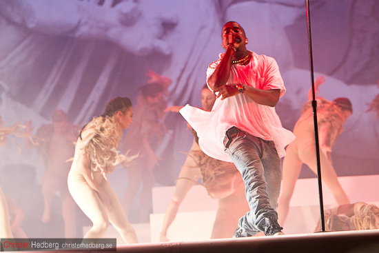 Kanye West @ Way Out West 2011. Foto: Christer Hedberg | christerhedberg.se