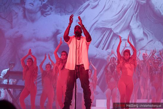 Kanye West @ Way Out West 2011. Foto: Christer Hedberg   christerhedberg.se