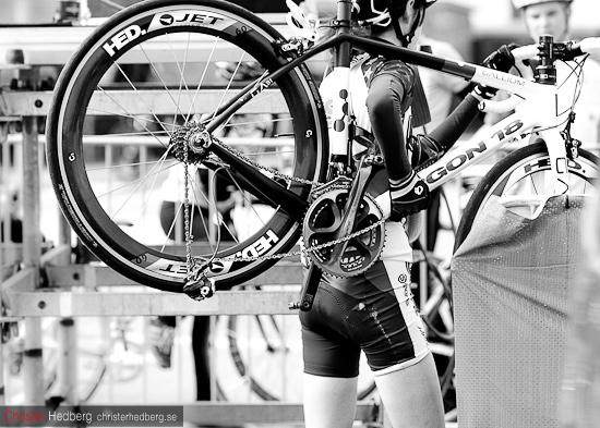 Grace Alexander @ UCI World Championships 2011. Foto: Christer Hedberg | christerhedberg.se
