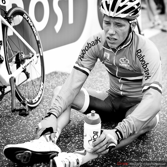 Stan Godrie @ UCI World Championships 2011. Foto: Christer Hedberg | christerhedberg.se