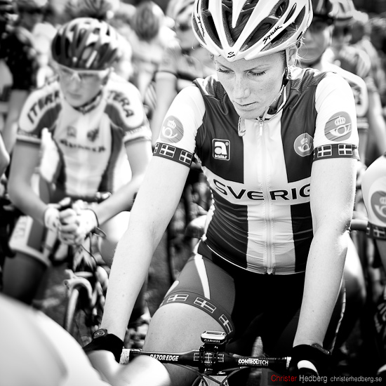 Martina Thomasson @ UCI World Championships 2011. Foto: Christer Hedberg | christerhedberg.se