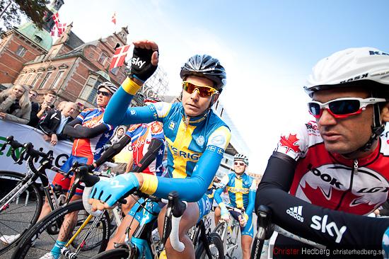 Thomas Löfkvist @ UCI Road World Championships 2011. Foto: Christer Hedberg | christerhedberg.se