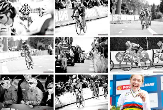 UCI Road World Championships 2011 – Junior Women. Foto: Christer Hedberg | christerhedberg.se