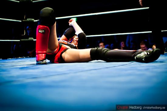 GBG Wrestling: Steinbolt vs Jenny Sjödin. Foto: Christer Hedberg | christerhedberg.se