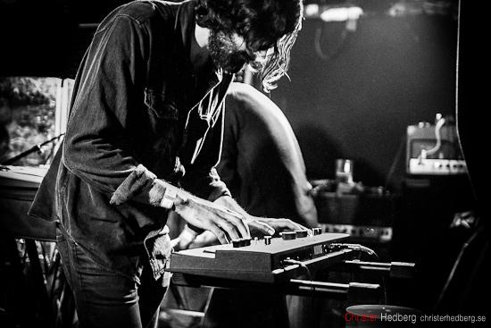 Animasola @ Sticky Fingers. Foto: Christer Hedberg | christerhedberg.se