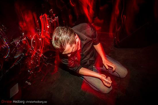 Trubbel på Kajskjul fyra sex. Foto: Christer Hedberg | christerhedberg.se