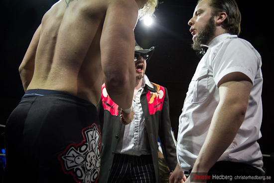 GBG Wrestling: Aguila Roja vs Big Machine. Foto: Christer Hedberg | christerhedberg.se